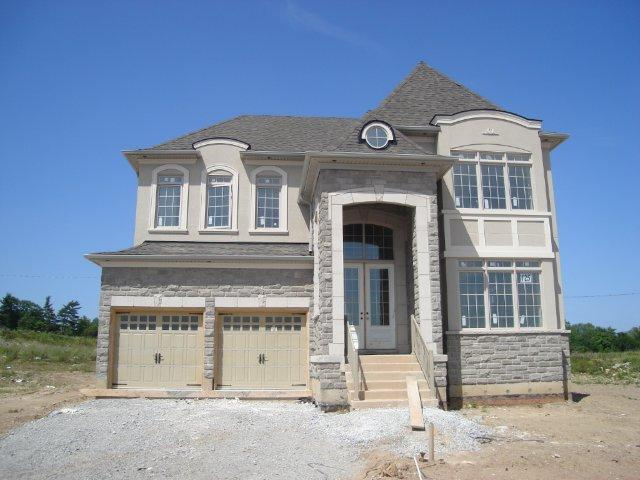 Medallion Homes Brampton - Credit Ridge Estates MLS
