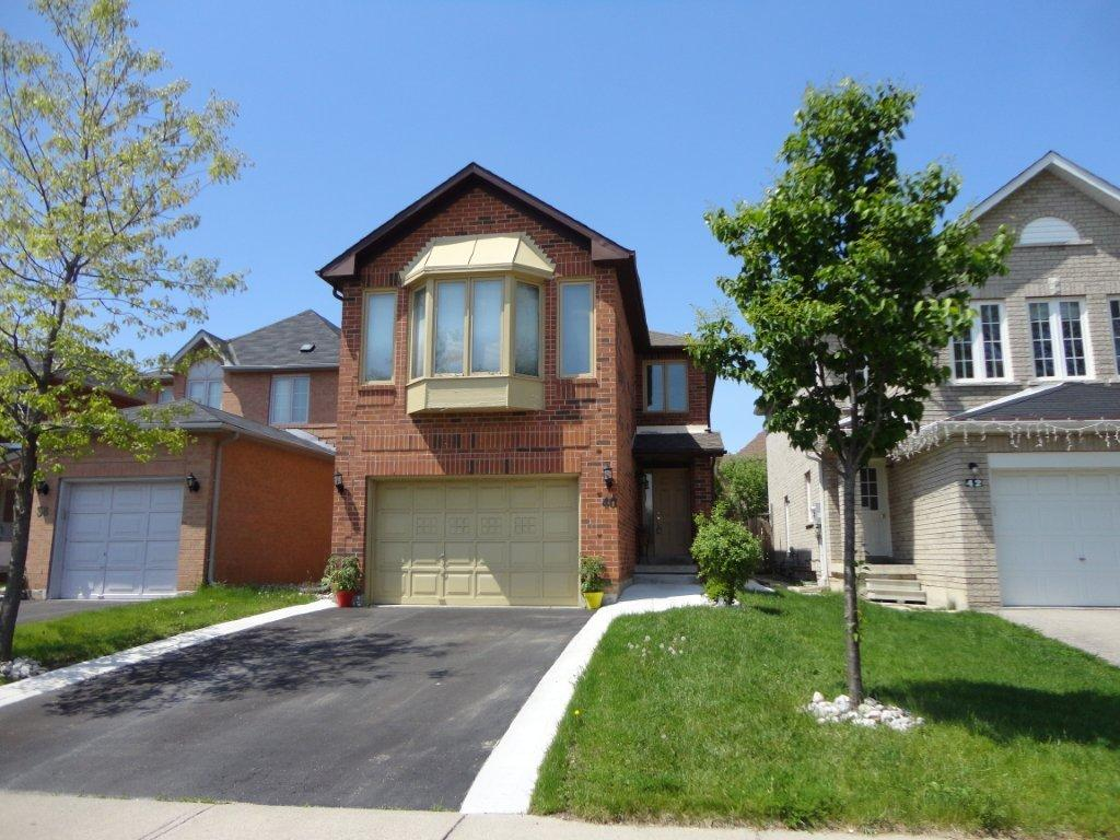 Model home for sale in brampton